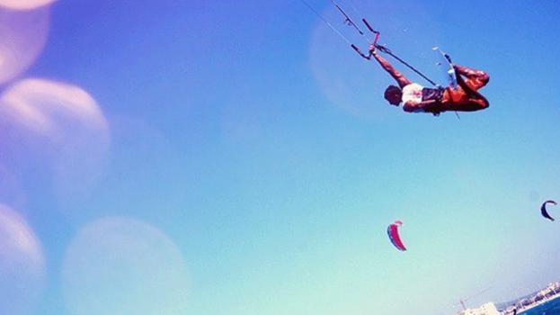 kitesurfen op Mallorca
