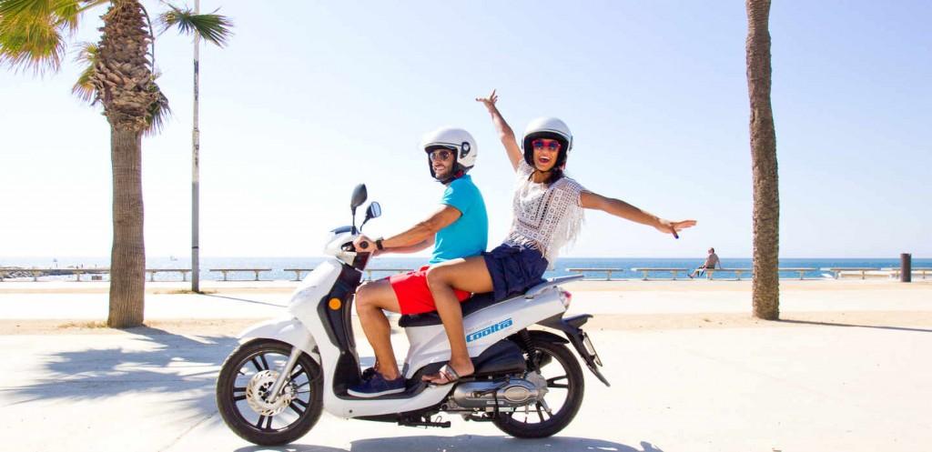 Scooter Huren Mallorca